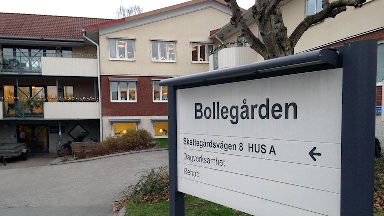 Bollegården. Foto: Erika Larsson.