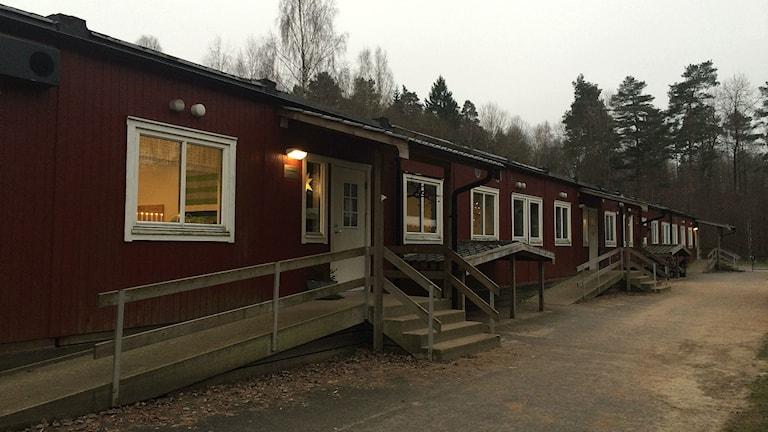 Svedje förskola. Foto: Maria Hansson/SR