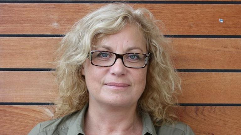 Forskaren Elza Dunkels, docent i pedagogiskt arbete vid Umeå universitet.