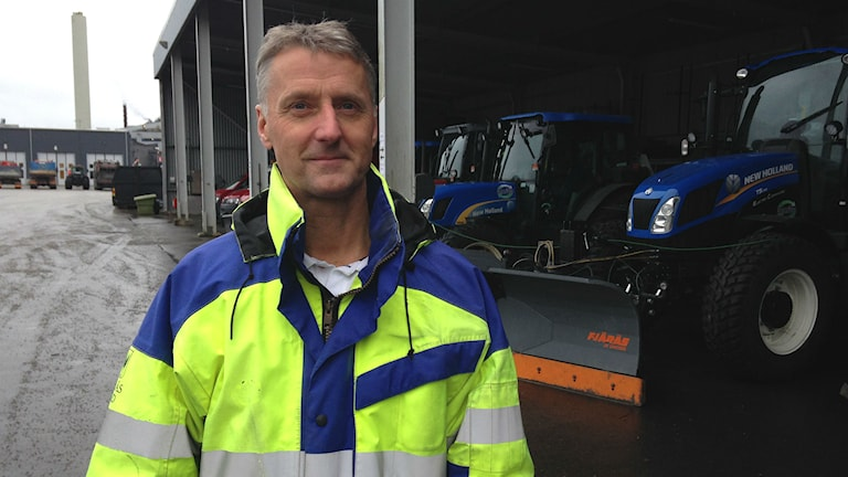 Ulf Raneby. Foto: Erika Larsson/SR.