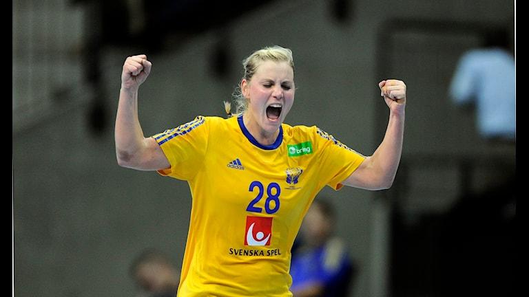 Ida Odén. Foto: Björn Lindgren/TT