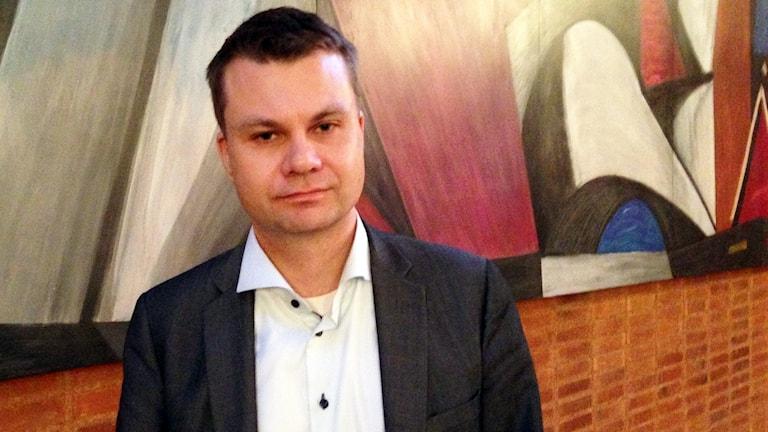 Ulf Olsson idag. Foto: Madeleine Korneliusson.
