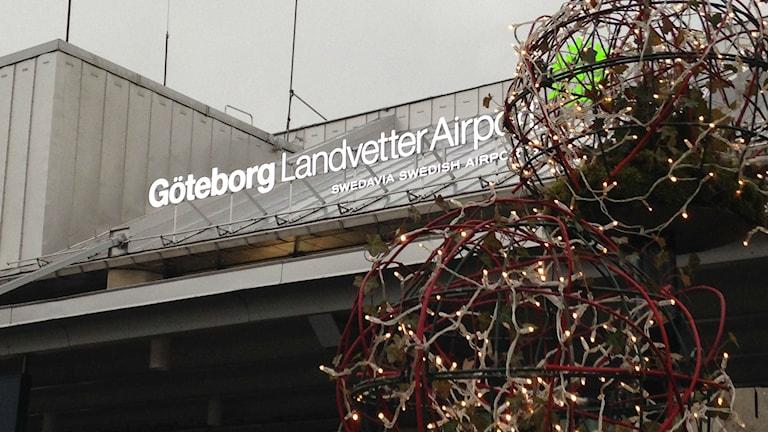 Landvetter Airport. Foto: Erika Larsson