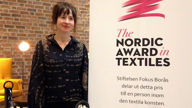 Gunvor Nervold Antonsen. Foto: Erika Larsson.