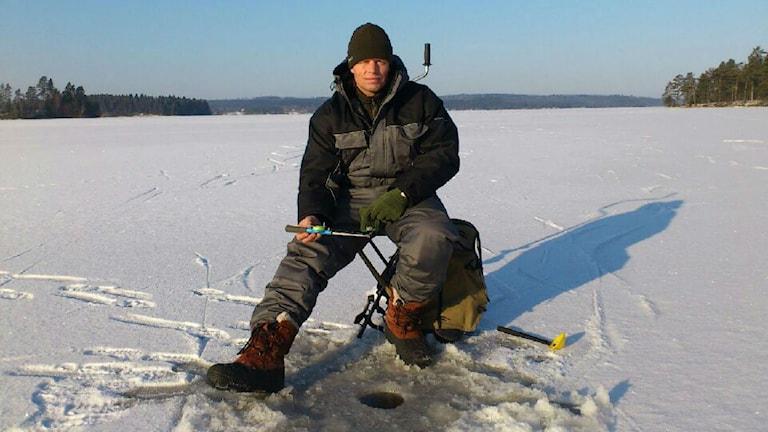 Simon Stenlund. Foto: privat
