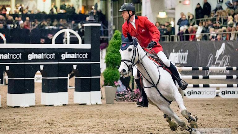 Bild från tidigare Gina Tricot Borås Grand Prix. Foto: Navaz Sumar.