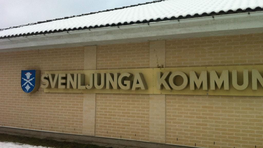 Svenljunga kommun.
