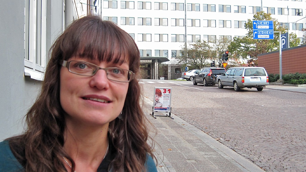 Anna Svalander (FP). Foto: Jenny Hellström