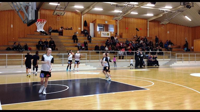 Mark Basket. Foto Kristoffer Lidén.