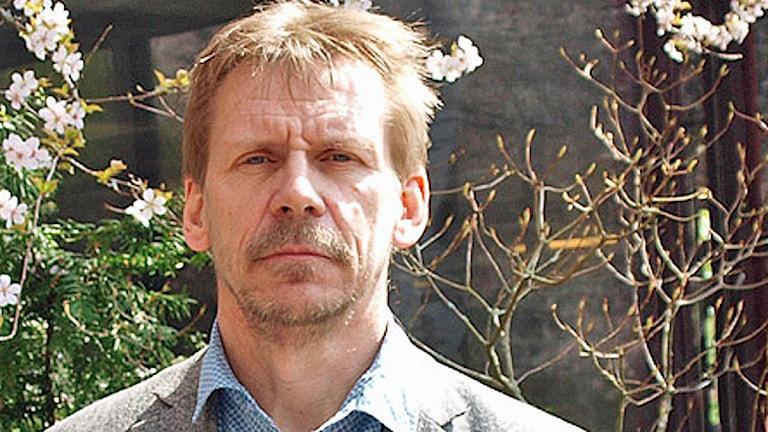 Peter Rosholm (S), kommunstyrelseordförande i Bollebygd. Foto: P4 Sjuhärad.