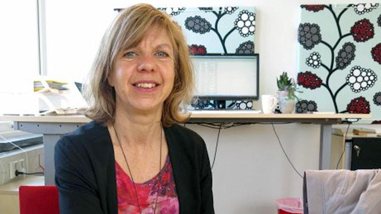 Marie Granberg-Klasson, personalchef i Herrljunga och Vårgårda. Foto: Herrljunga kommun.