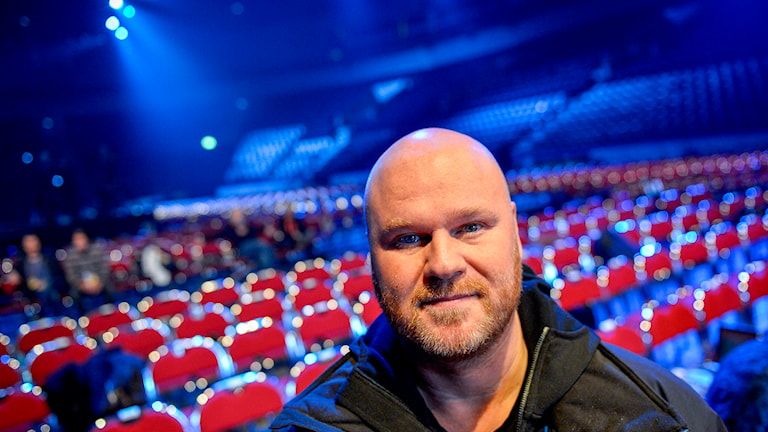 Fredrik Kempe. Foto: Henrik Montgomery/TT.