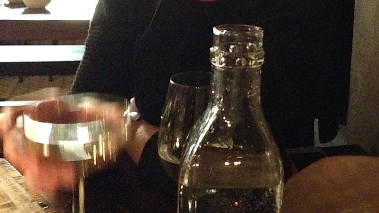 Alkohol. Foto: Maria Hansson/SR