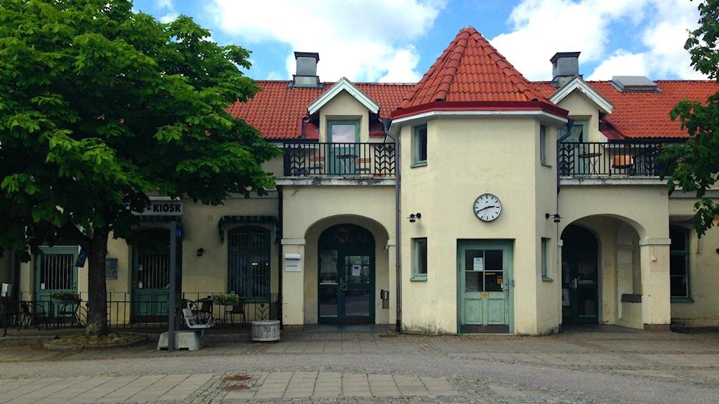 Stationshuset herrljunga