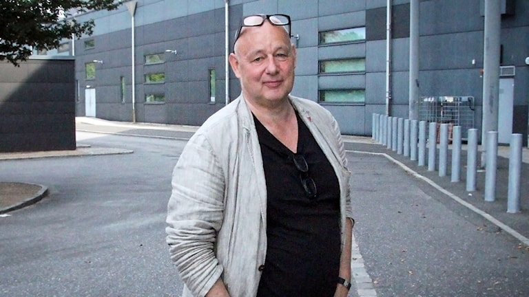Gert Wingårdh. Foto: Lasse Nilsson/Sveriges Radio