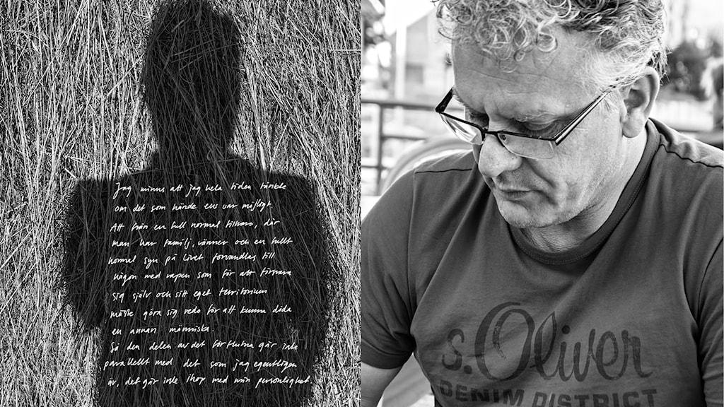 Fotokonstnären Sven Westerlund. Foto: privat.