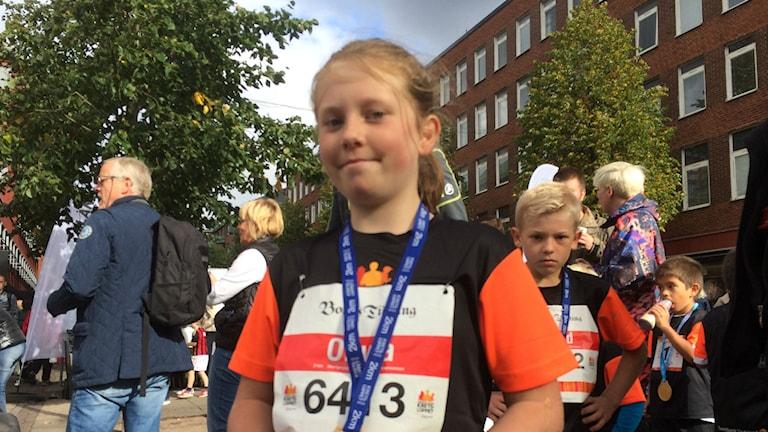 Olivia Andreasson  Foto: Camilla Walldán/SR