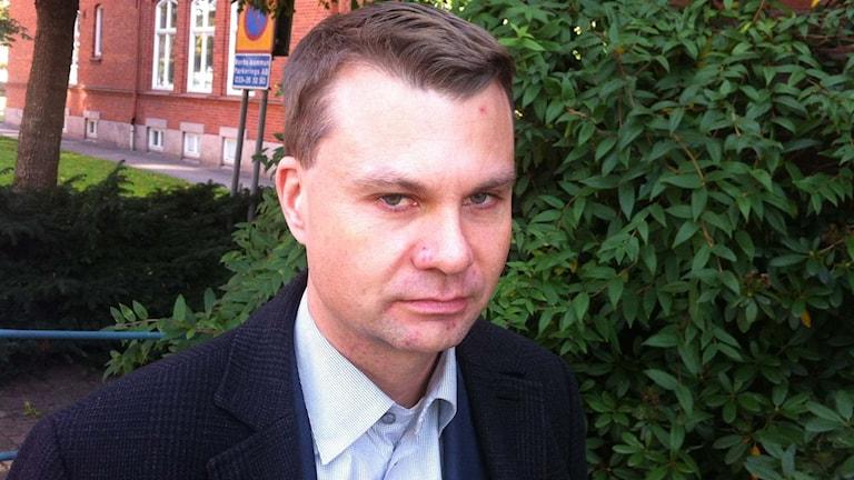 Ulf Olsson(S). Foto: Jenny Hellström