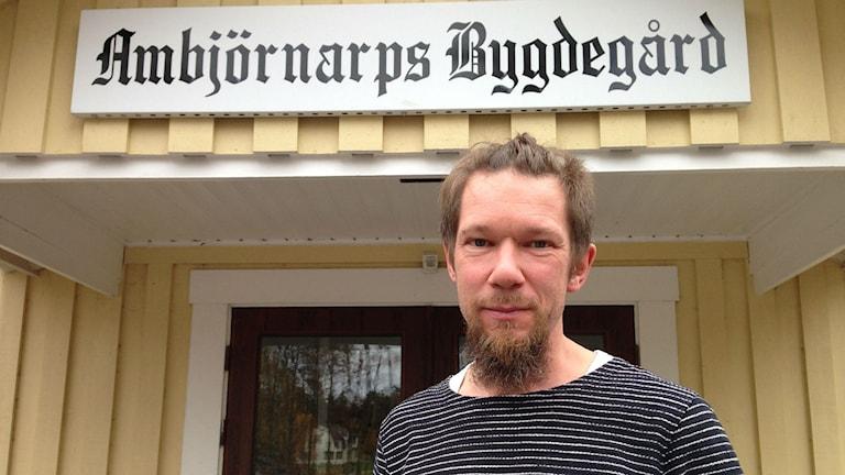 Stefan Löfgren. Foto: Sofia Kristiansen/SR