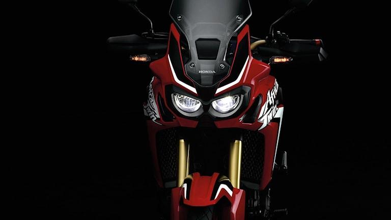 Motorcykel. Foto: hondamc.com