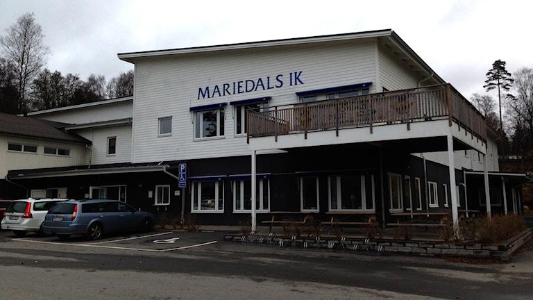 Mariedals IK Foto: Camilla Walldán/SR