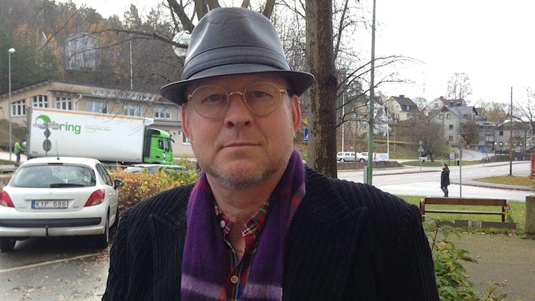 Bengt Engström Heino. Foto: Mattias Johansson