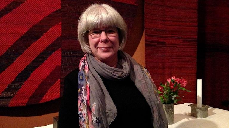 Dora Wikner. Foto: Sofia Kristiansen/SR