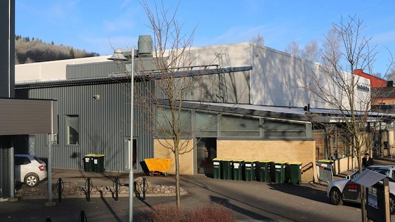 Lundbyhallen Foto: Minna Nilsson Ylitalo/SR