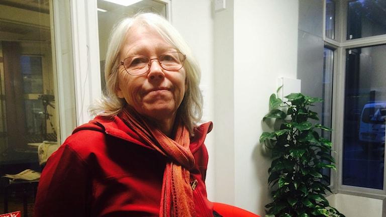 Margaretha Varenhed, Läkare utan gränser. Foto: Marcus Léonarde