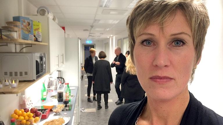 Cecilia Andersson (C). Foto: Niclas Odengård
