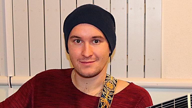 Mathias Melo Foto: Petra Svedjevik/SR