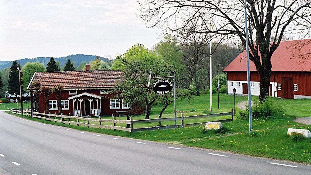 Klockaregården Horred Foto: Horred, Istorps och Öxnevalla Hembygdsföreningen