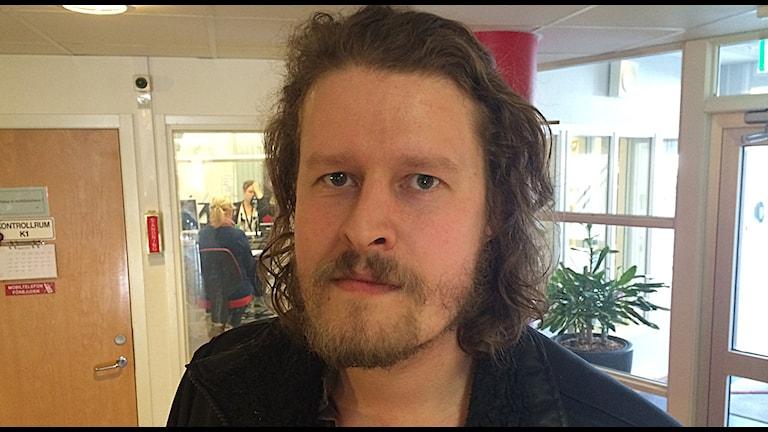 Daniel Norgren Foto: Mikael Olmås/SR