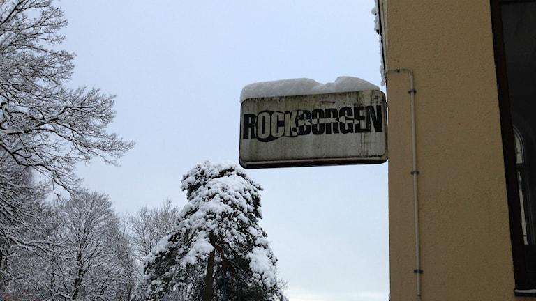 Rockborgen. Foto: Sofia Kristiansen/SR