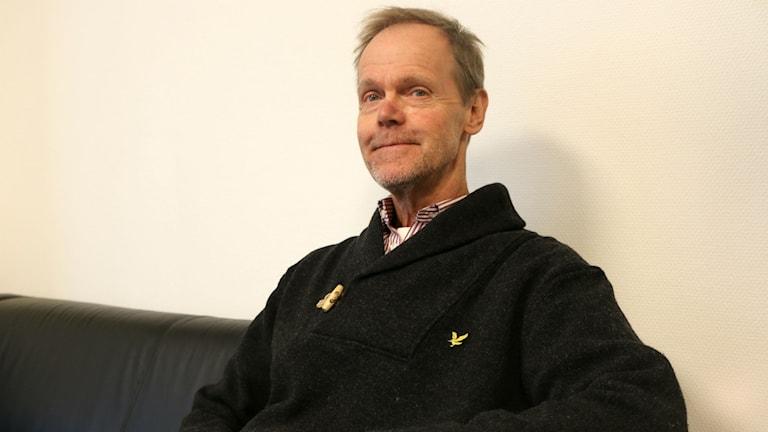 Lennart Gyllensten. Foto: Sofia Kristiansen/SR