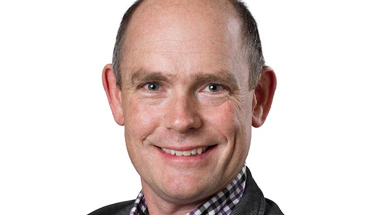 Tomas Johansson blir nytt kommunalråd och kommunstyrelsens ordförande. Foto Västra Götalands regionen/Peter Wahlström, Wahlström Image & Design AB.