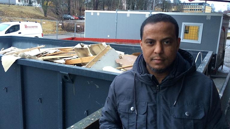 Ahmed Mohamed.
