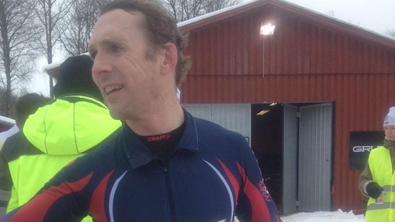 Joakim Åleheim från Nybro. Foto: Lennart Hjertberg