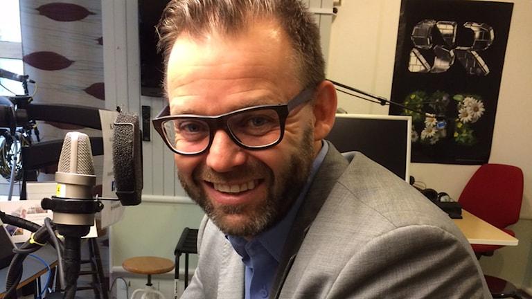 Björn Hurtig hos P4 Sjuhärad