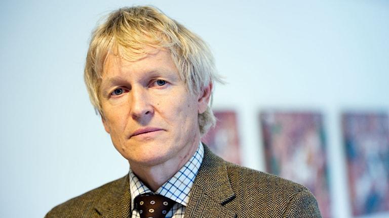 Skattejuristen Torsten Fensby har en nyckelroll i att skatteflyktingar tar hem sina tillgångar. Foto: Johannes Jansson/norden.org
