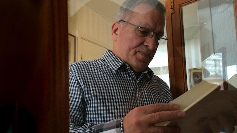 Delairs Miran forskar om champinjoner vid universitetet i Poznan.