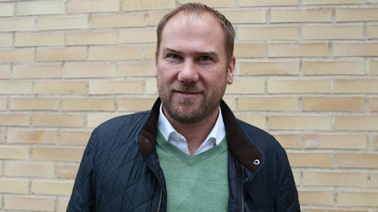 Magnus Haglund.