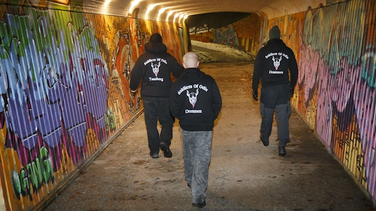 Soldiers of Odin finns nu i Borås.