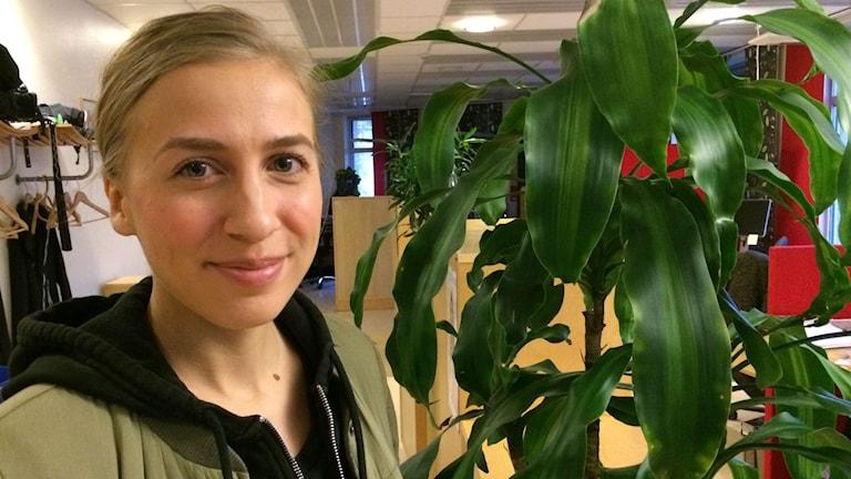 Merisa Martinez, doktorand på Högskolan i Borås.