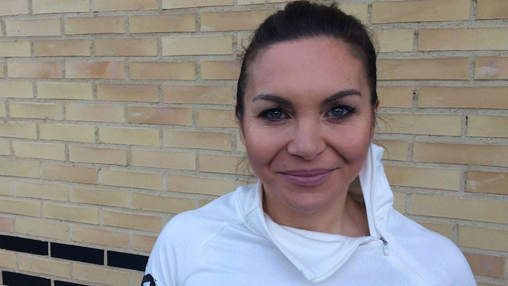 Tania Markarian Benér, personlig tränare i Borås.