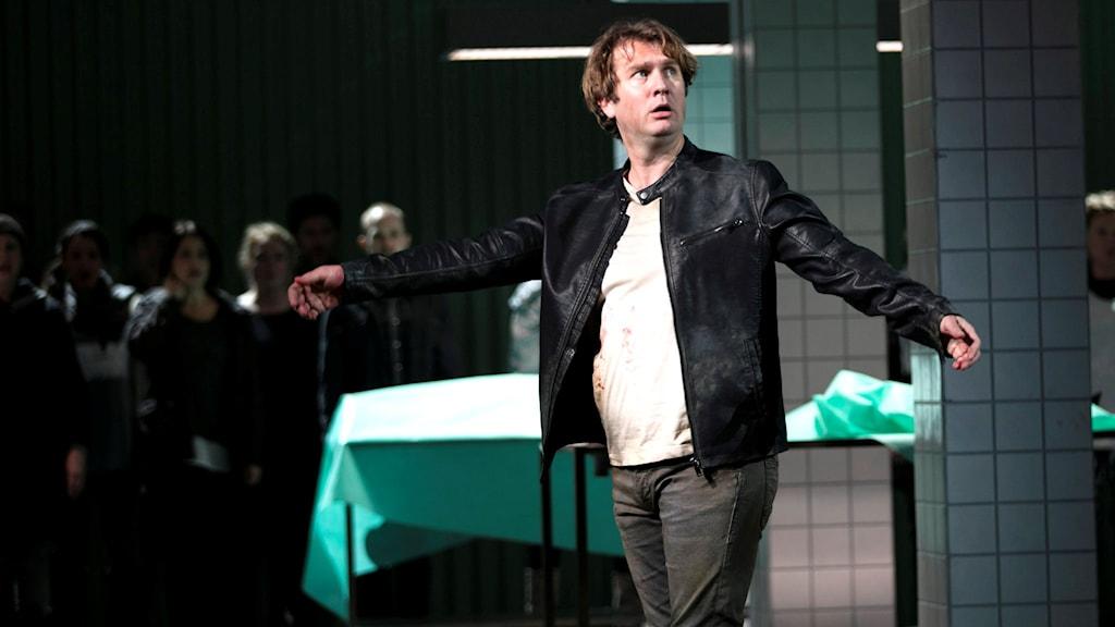 Hamlet på Göteborgsoperan spelas av Thomas Oliemans