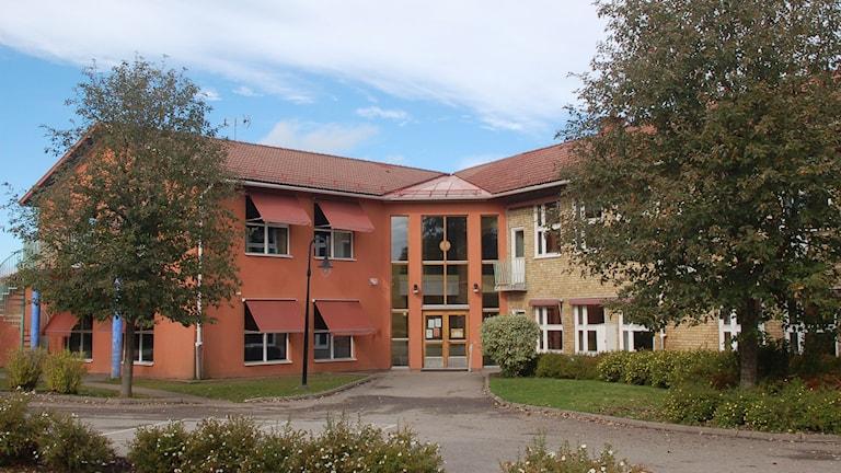 Skolan i Hökerum