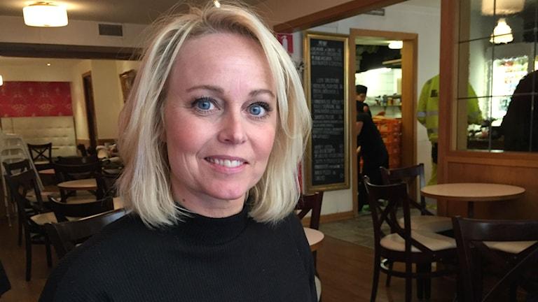 Annika Andersson.