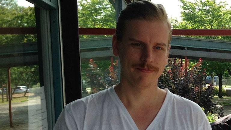 Andreas Lindgren är flyktingsamordnare på Boråsregionens etableringscenter.