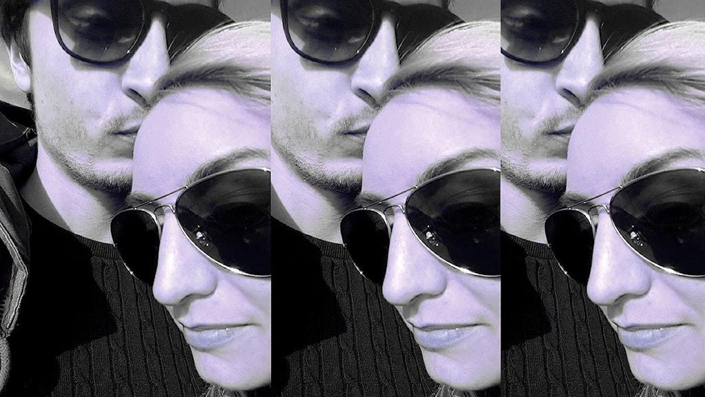 Andromeda: Gabriel Öberg och Sofie Ander.